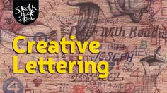 30 days of Creative Lettering with Andrea Joseph Hand Drawn Lettering, Creative Lettering, Beautiful Lettering, Gcse Art, 30 Day, Joseph, How To Draw Hands, Fonts, How Are You Feeling