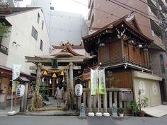 Koami Jinja en Nihonbashi Koamicho   daytrip.photo