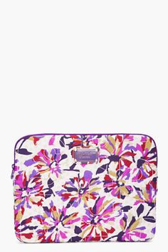 Marc by Marc Jacobs laptop case, what a cute print!