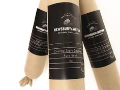 Newsbury & Watson (Concept) on Packaging of the World