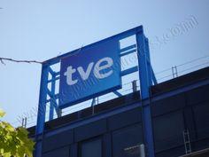 Cartel en altura para TVE | SP Integrales