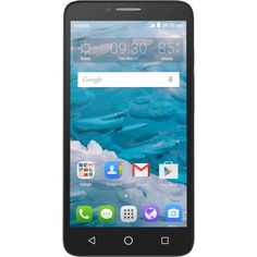Cricket Alcatel OneTouch Flint Prepaid Smartphone buy at cheap offer price