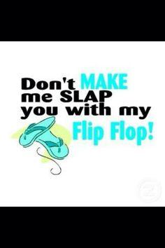 Love my flip flops:)