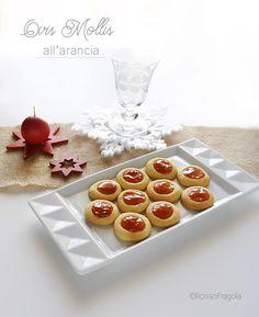 Da ROSSO FRAGOLA - Biscotti OVIS MOLLIS all'arancia... scioglievolissimi! tag: frolla ovis mollis,biscotti con le uova sode,biscotti con tuorli di uova sode,biscotti ovis mollis,ovis molis,biscotti occhio di bue ovis mollis