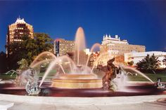 Did you know Kansas City has more fountains than most cities in the world?
