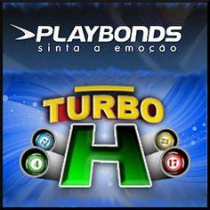 Ganhe até R$400 Com Turbo H No Playbonds - Turbo H é uma máquina de bingo de Playbonds.com que decidiu oferecer um prêmio incrível para todos os seus usuários. Fornecerá mais do que outras máquinas em qualquer lugar, especialmente durante esta semana, onde o bônus será ainda maior e imperdível.