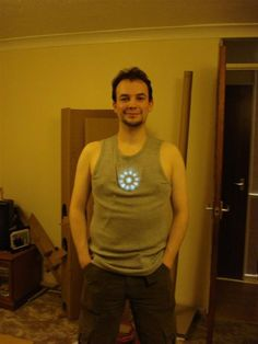 How to make an Iron Man Arc Reactor