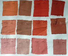 1000 id es sur teinture naturelle sur pinterest laine tissus et tricot et - Teinture tissus naturelle ...