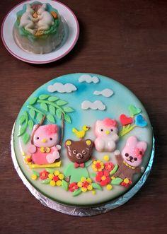 Hello Kitty n friends