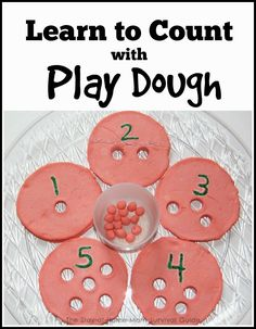 We have created a few unique learning activities with play dough in our house. It is fun because I like finding new ways to use up our homemade play dough before it is tossed away in the trash. It takes a little effort to make play dough, but is so inexpensive and a great sensory …