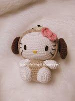 Hello Kitty Puppy