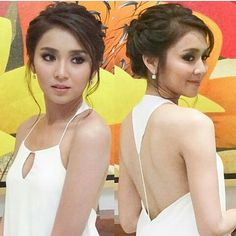 I vote Kathryn Bernardo for the 100 most beautiful faces…