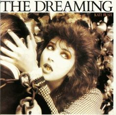 Kate Bush - The Dreaming (Vinyl, LP, Album) at Discogs Pop Rock, Rock N Roll, Lp Cover, Vinyl Cover, Cover Art, Kate Bush Vinyl, Playlists, Lps, Kate Bush Albums