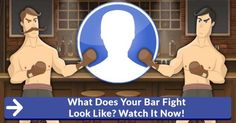 What Does Your Bar Fight Look Like? Watch It Now!
