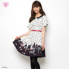 近鉄パッセ 3F♡9/17OPEN!! | Secret Honey Official Blog Disney Style Dalmations