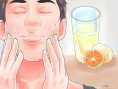 Removing acne scars, I'll have to try some of these...
