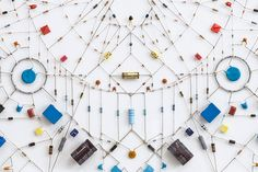 6 | Circuit Board Mandalas For A Society That Worships Tech | Co.Design: business + innovation + design