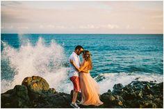 Megan + Scott | Kaua'i Anniversary Session Hawaii Things To Do, Kauai Wedding, Kauai Hawaii, Sweet Couple, Elopements, Professional Photography, Beautiful Islands, Family Photographer, Enchanted