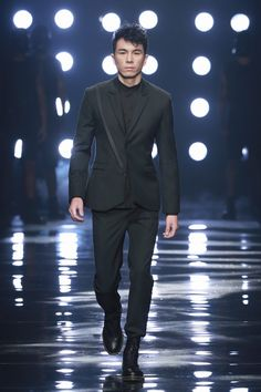 GIOIA PAN Spring/Summer 2016 - Mercedes-Benz Fashion Week China | Male Fashion Trends