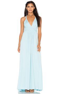 sky Topangga Dress in Sky Blue