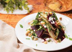 Recipe: Beet and Pea