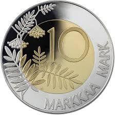 10 mk kolikko Good Old Times, Finland, Nostalgia, Memories, Country, Retro, Memoirs, Souvenirs, Rural Area