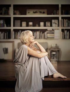 Helen Mirren by Sam Jones