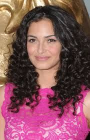 Image result for curly hair actresses