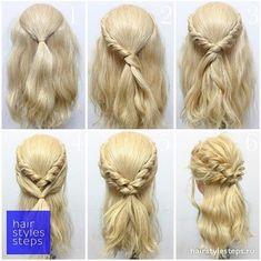 WEBSTA @ hairstyles_steps - #beauty #beautiful #beautyblogger #imag #idea #hairstyle #curl #hair #hairstylist #stepbystep #прическа #фотоурок #красота #красивоефото #красиваяприческа #яркийобраз #цветволос #локоны #делайпосвоему #длинныеволосы #волосы #picture #handmade #девочкивсездесь #followme #девочкитакиедевочки #photo