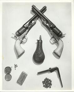 1860 Colt revolvers