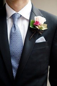 Хороший костюм украшает мужчину