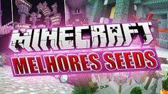 Minecraft: AS MELHORES SEEDS DO MINECRAFT!!