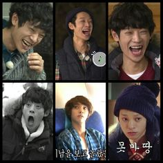 1 night and 2 days Jung joon young