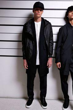 Public School SS16.  The Trotteur Menswear Mens Fashion Mens Style Fashion Style Luxury Photography Public School New York Fashion Week Art Design Streetwear Casual