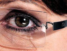 Sarah Palin Kawasaki 704 Eyeglasses Temple Detail Best Eyeglasses, Eyeglasses For Women, New Glasses, Glasses Online, Sarah Palin Photos, Rimless Glasses, Glasses Frames, Reading Glasses, Eyewear