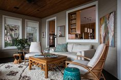 extended living area   jenny keenan design