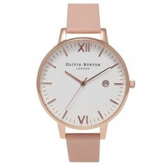 Olivia Burton Timeless Dusty Pink and Rose Gold OB15TL02