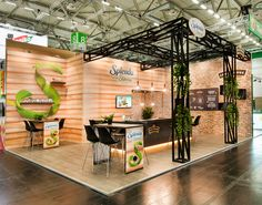 Heartland Anuga 2017 Exhibition Stall, Exhibition Stand Design, Expo Stand, Flower Shop Design, Trade Show Booth Design, Architecture Concept Drawings, Kiosk Design, Luxury Furniture Brands, Interior