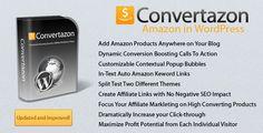 Deals Convertazon - Amazon in WordPresstoday price drop and special promotion. Get The best buy