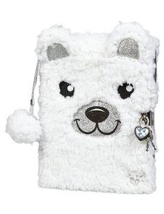 Furry Polar Bear Journal
