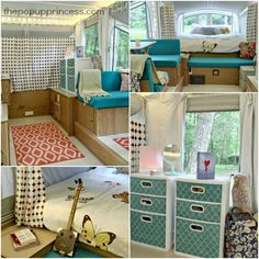 32 Creative Pop Up Camper Organization Makeover Ideas On A Budget, After you've got an excellent idea about what the marketplace is priced at, get your own pricing right. You're able to read more on the topic of great. Popup Camper Remodel, Camper Renovation, Diy Camper, Travel Camper, Camper Remodeling, Camper Life, Rv Life, Pop Up Princess, Tyni House