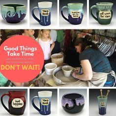 LAST WEEKEND TO ORDER for Christmas delivery! TAG A FRIEND to let them know what you want!  Or if you'd like to gift some hand-thrown stoneware for the holidays, we need to let you know that Amanda needs time to make your custom order! MONDAY is the last day to order to receive by Christmas.  TO ORDER: http://www.stitchdiva.com/classes/featured-brands/pawley-studios?utm_campaign=coschedule&utm_source=pinterest&utm_medium=Jennifer