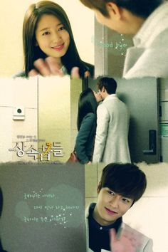 Heirs - Goodbye Kiss. I died a little inside when I watched this!!