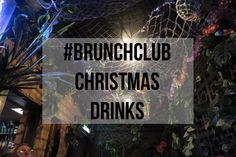 #brunchclub Christmas drinks