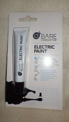 Bare Conductive Electric Paint Pen Conductive Paint Pen 10ml PMNK P0002879 | eBay