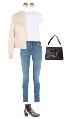 """Untitled #616"" by amyjonez on Polyvore featuring Isabel Marant, J.W. Anderson, ADAM, Alexander Wang, Maje and Chloé"