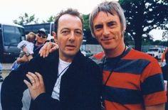 Joe Strummer and Paul Weller audition for Bill Piekarz' new band.