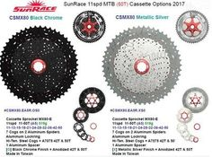 Rapture Ztto Mtb 9s 11-40t Wide Ratio Cassette Mountain Bike Bicycle Freewheel Cassette Bicycle Components & Parts Sporting Goods