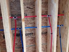 Different types of pex pipe; the cost, the tools required ...