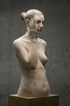 Bruno Walpoth.  Carved out of wood amazing